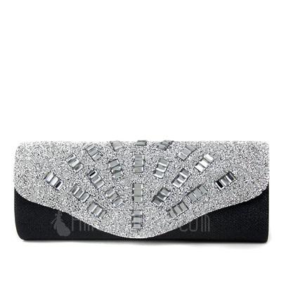 Einzigartig Satin Handtaschen (012051261)
