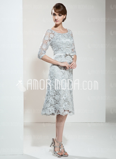 Kleid knielang spitze