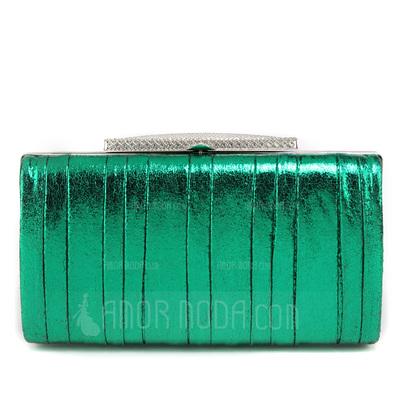 Glänzende Funkelnde Glitzer mit Strass Handtaschen (012051257)