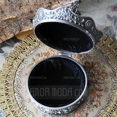 Regalos De La Dama De Honor - Estilo Clásico Atractivo Llamativo Aleación De Zinc Joyero (256191576)