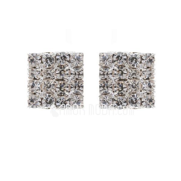 Elegant Legierung mit Kristall Damen Schmuck Sets (011027587)