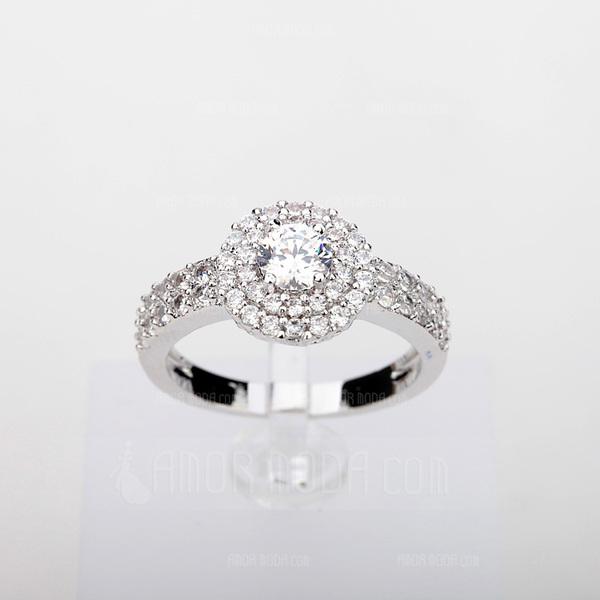 Sposa Regali - Elegante Zircone Squillare (255170452)