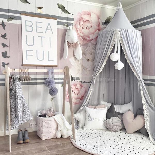 elegante Cotone Home decor Letto e bagno (203178141)