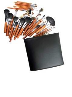 Finding Color-Sable Hair Makeup Brush Set (48 Pcs)  (046022855)