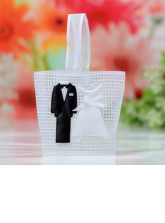 Bride & Groom Favor Bags (Set of 12) (050026293)