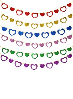 Heart Design Sponge Banner (20 pieces) (131053332)