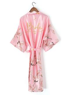 personnalisé charmeuse la mariée Demoiselle d'honneur Maman Demoiselle d'honneur junior Robes Florales Robe à paillettes (248199935)