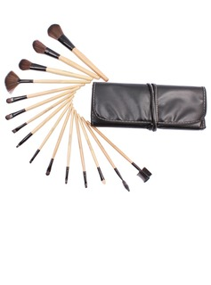 Top Wood Professional Makeup Brush (15 Pcs) (046025397)