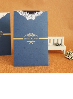 Formal Style Wrap & Pocket Invitation Cards (Set of 50) (114033283)