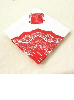 Double Happiness Design Dinner Napkins (Set of 20) (011036225)
