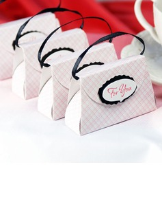 Handbag shaped Favor Boxes (Set of 12) (050005544)