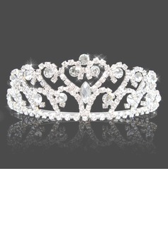 Gorgeous Crystal/Alloy Tiaras (042004235)