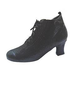 Frauen Kunstleder Heels Absatzschuhe Swing Tanzschuhe (053013475)