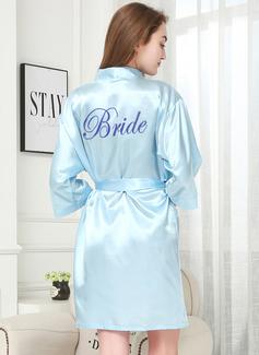 Non Personalisable charmeuse la mariée Robe à paillettes (248205120)