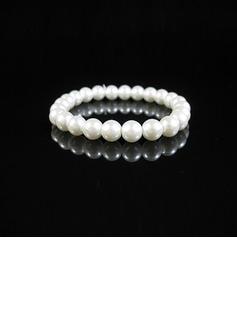Elegant Imitation Pearls Ladies' Bracelets (011026727)