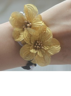 Satin Armbandblume (Sold in a single piece) - (123182763)