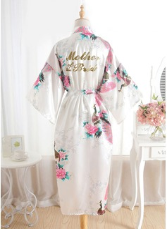 Soie Maman Robes Florales Robe à paillettes (248176109)