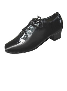 Kinder Lackleder Heels Training Tanzschuhe (053013186)