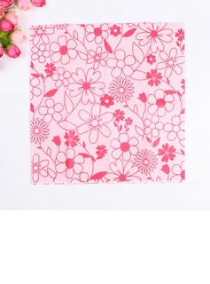 Flower Pattern Dinner Napkins (Set of 50 ) (122039537)