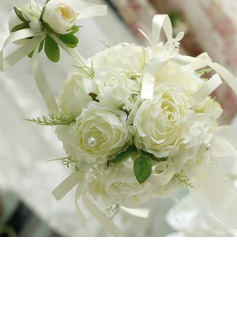 Graceful flower ball for home decoration (124032083)