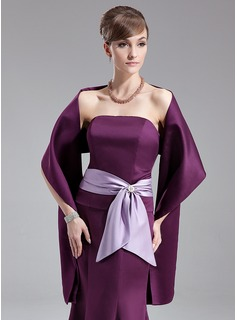 Satin Special Occasion Shawl (013012531)