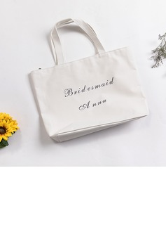 Bridesmaid Gifts - Personalized Classic Canvas Style Special Canvas Bag (256200032)