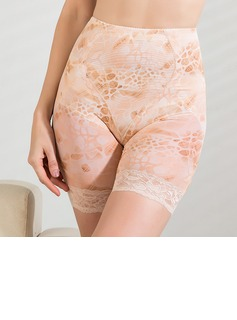 Chinlon with Printing Mid Thigh Shaping Panties (125033447)