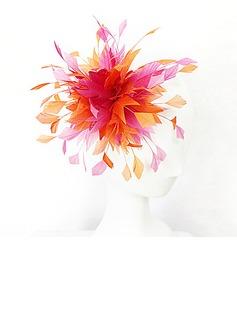Glamourös Feder Blumen und Federn (042025109)