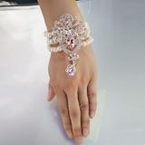 Perle d'imitation Corsage du poignet (vendu en une seule pièce) - (123182748)
