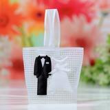 Braut u. Bräutigam Geschenktaschen (Satz von 12) (050026293)