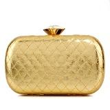 Glänzende Schleifleinen Handtaschen (012053589)