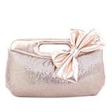 Elegant Lackleder mit Des Bowknot/Pailletten Handtaschen (012040737)