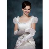 Elastische Satin Opera Länge Party/Weise Handschuhe/Braut Handschuhe (014020511)