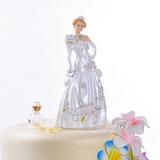 Gorgeous Sposa Fiaba Resina Matrimonio Decorazioni per torte (122036160)