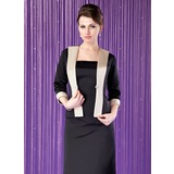 3/4-Length Sleeve Satin Special Occasion Wrap (013024281)