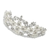 Special Alloy/Imitation Pearls Tiaras (042056170)