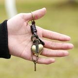 En forme de coeur/Élégante Alliage/Le Fer Portes-clés (051189629)