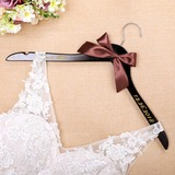 Sposa Regali - Personalizzato Elegante Legno Appendiabiti (255186685)