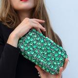 Zarte Kristall / Strass Handtaschen (012199332)