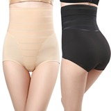 Women Feminine/Sexy Chinlon/Nylon Breathability/Butt Lift High Waist Panty Shapers Shapewear (125204195)