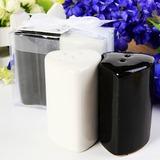 Dubbla Hjärtan Keramik Salt & Pepparkar (Sats om 2 st) (051020308)