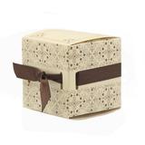 Elegant Cubic Geschenkboxen mit Bänder (Satz von 12) (050057661)
