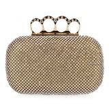Elegant Metall mit Strass Handtaschen (012053168)