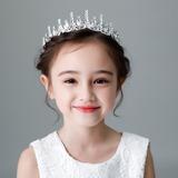 Kids Beautiful Rhinestone/Alloy Tiaras With Rhinestone (Sold in single piece) (042185659)