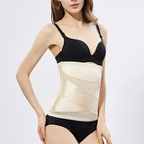Women Sexy/Casual Chinlon Breathability High Waist Waist Cinchers Shapewear (125185843)