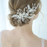Classic Crystal Hairpins With Rhinestone/Crystal (Sold in single piece) (042192940)