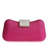 Mode Metall mit Strass Handtaschen (012053143)