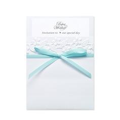 Classic Style Wrap & Pocket Invitation Cards med Bånd (Sæt af 10) (118040275)