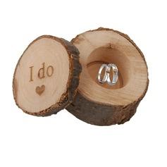 Ring-Kasten in Holz (103103582)