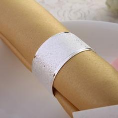 Blinking Silver Napkin Rings (122031236)